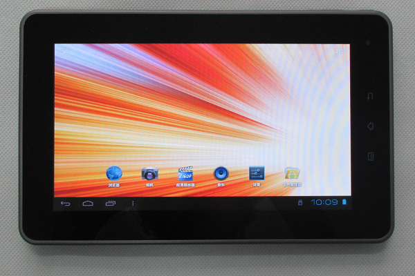 A10 tablet firmware